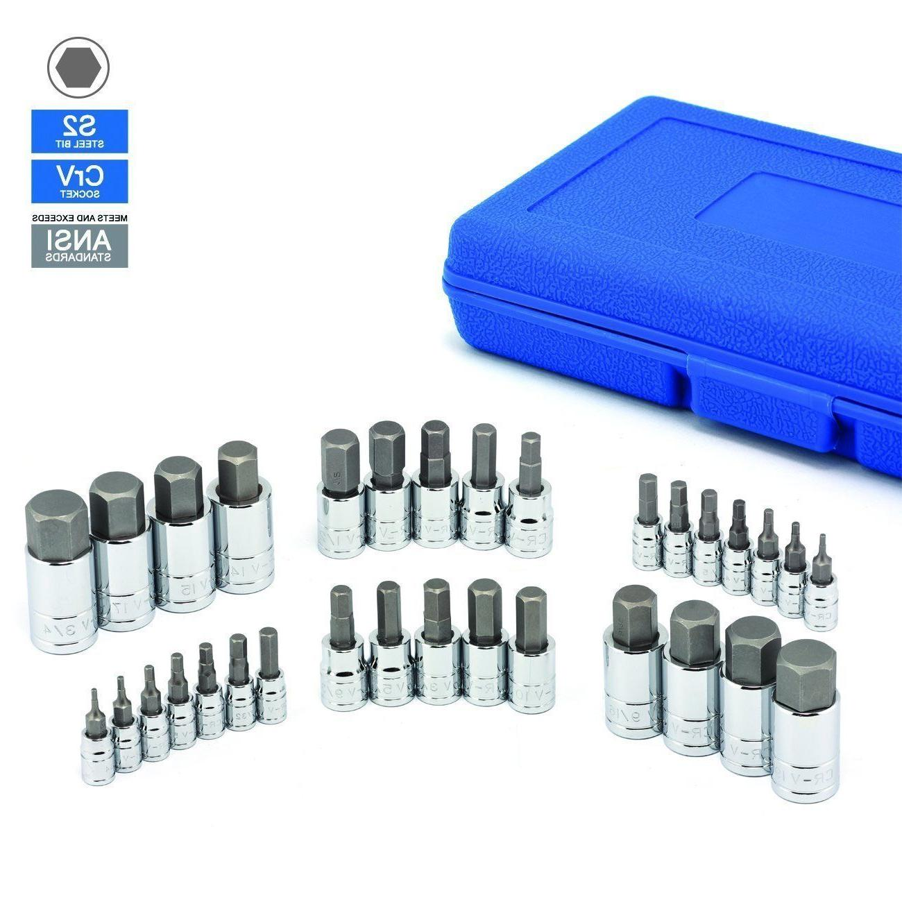 32 PC WRENCH KEY FOR TOOL METRIC SET