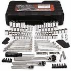 Craftsman 165 piece pc Mechanics Tool Set Standard Metric So