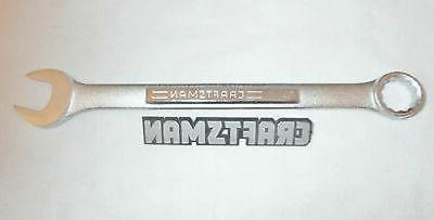 sae 12pt combination wrench standard open box