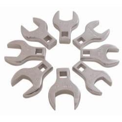 Sunex - 8PC METRIC CROWFOOT 24MM-32MM NOT 31MM