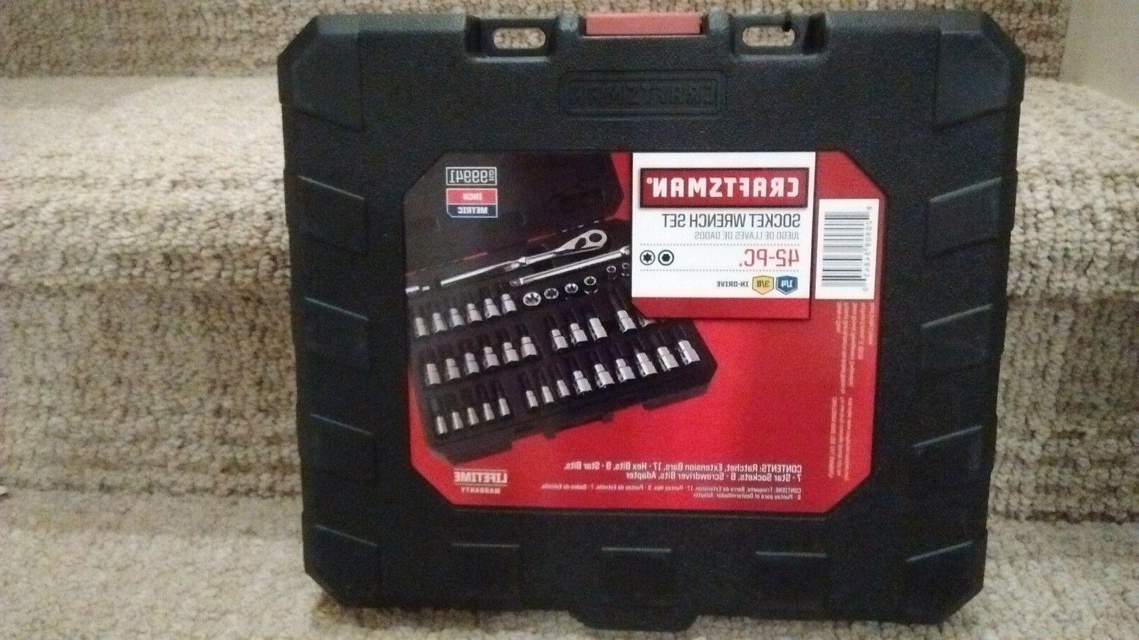 new craftsman 42 pc piece 1 4