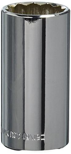 Blackhawk By Proto 30430 12-Point Deep Socket with 15/16-Inc