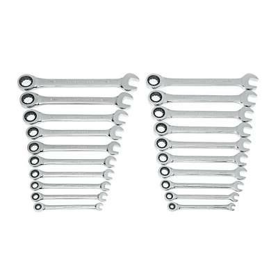 GearWrench SAE/Metric Wrench Set