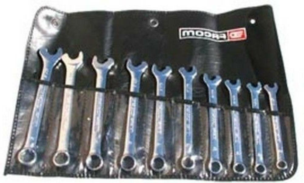 SK Facom 10 pc Fast Action Combination Wrench Set Metric 40R JE10