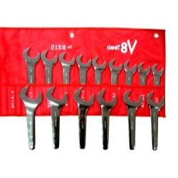 "V-8 Tools 15 Piece Service Wrench Set 3/4"" 1 5/8""  Category:"