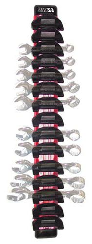 E-Z Red Company WR1500 15 Piece Magnetic Wrench Holder