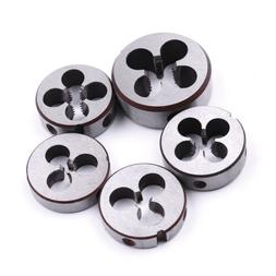 M3 M4 M5 M6 M8 Alloy Steel Metric Right Hand Thread Die Wren