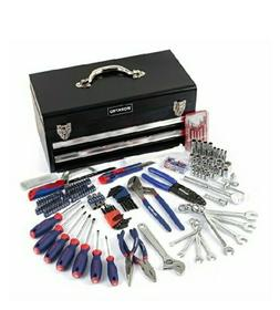 Workpro Mechanic Tools Set 229 Pieces with Two Drawer Metal