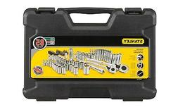 Stanley Mechanics Tool Set 85 Piece Wrenches New Case Kit So