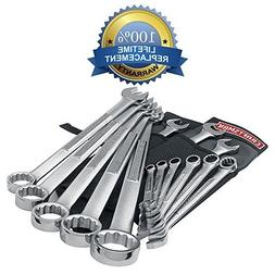 Craftsman 14 Pc. Metric 12 Pt. Combination Tool Wrench / Spa