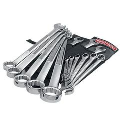 Craftsman 14 pc. Metric 12 pt. Combination Wrench Set with D