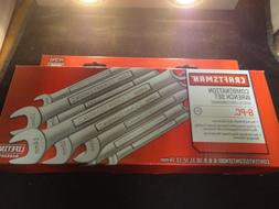 Craftsman 8 Pc. Metric 12 Pt. Combination Wrench Set