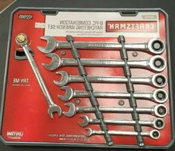 metric combination ratcheting wrench set