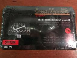 Blackhawk By Proto Metric obstacle Ratcheting Wrench Set New