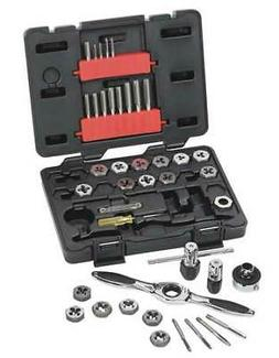 GearWrench 40-Pc Metric Ratcheting Tap and Die Dr Tools Set