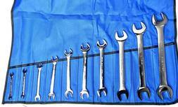 New Williams MWS-31 Wrench Set Double,Open End, 10 Pieces, 6