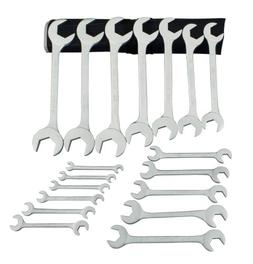 Martin OB18K Hydraulic Wrench Set, 18 Pieces ranging from 11
