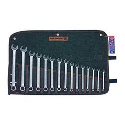 Wright Tool 752 12 Point Metric Combination Wrench Set, 7mm