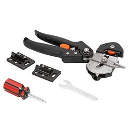 Pruning Shears Grafting Cutting Tool+2 Blades+Screw driver+W