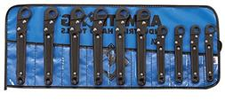 Armstrong 55-386 10 Piece Ratcheting Flare Nut Wrench Set