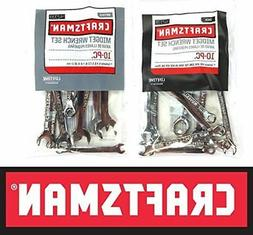Craftsman 20 Piece Standard SAE & Metric MM Midget Ignition