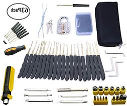 24-Piece Set Multi-Tool Set Training Kit Repair Kit for Begi