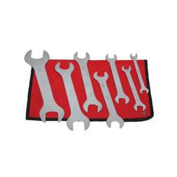 V8 Tools  7 Piece Super Thin Wrench Set