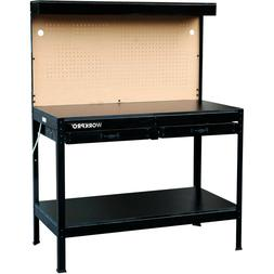 The WORKPRO Multi Purpose Workbench with Work Light Workshop