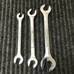 Tools Wrench Open end 3pcs.. set with Ratchet Action