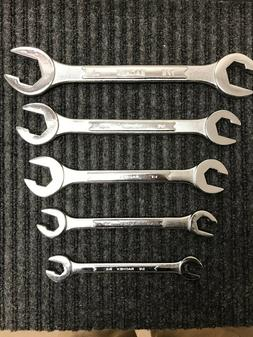 Tools Wrench Open end 5pcs.. set with Ratchet Action