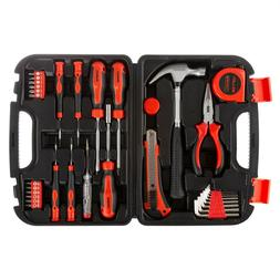 Utility Home Repair Set in Case Knife Hex Wrench Set Pliers