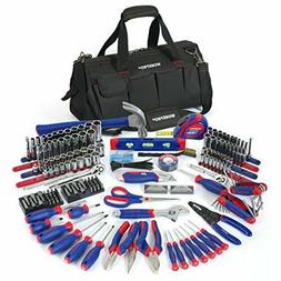 WORKPRO W009037A 322 Piece Home Repair Hand Tool Kit Basic H
